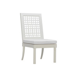 QUADRATL GRANDE SIDE CHAIR | Chairs | JANUS et Cie