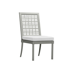 QUADRATL SIDE CHAIR | Chairs | JANUS et Cie