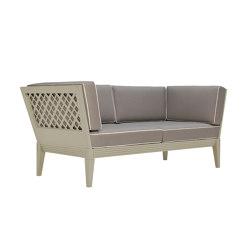 QUADRATL CLUB SOFA 2 SEAT | Sofas | JANUS et Cie