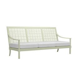 QUADRATL SOFA 3 SEAT | Sofas | JANUS et Cie