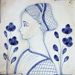 Medioevo | Decori Classici 01 | Baldosas de cerámica | Cotto Etrusco