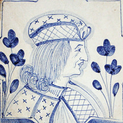 Medioevo | Decori Classici 02 | Baldosas de cerámica | Cotto Etrusco