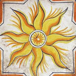 Medioevo | Decori Classici 04 | Piastrelle ceramica | Cotto Etrusco