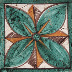 Medioevo | Decori Classici 09 | Piastrelle ceramica | Cotto Etrusco