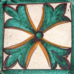 Medioevo | Decori Classici 11 | Piastrelle ceramica | Cotto Etrusco