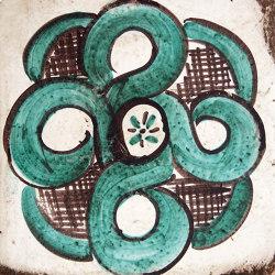 Medioevo | Decori Classici 17 | Piastrelle ceramica | Cotto Etrusco