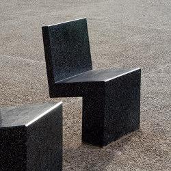 Nigra | Chair | Sillas | Escofet 1886