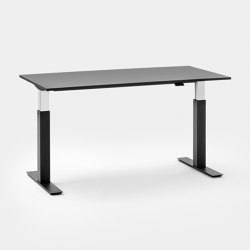 Follow Desk 299F | Desks | Mara