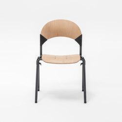 Gate Wood round chair 6000 | Stühle | Mara