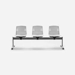 Mia Bench 3403 | Auditorium seating | Mara