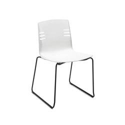 Mia sled chair 3350 | Stühle | Mara