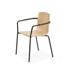 Mia Wood 3250 | Chairs | Mara