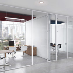Line | Wall partition systems | Dynamobel