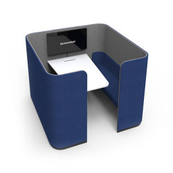 Viva Alcoba | Office Pods | Dynamobel