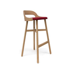 Be Wood | Bar stools | Dynamobel
