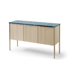 Jut Cabinet | Sideboards | Skagerak