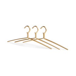 Turn Hanger, 3 pcs. | Perchas | Skagerak