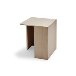 Building Table, Low | Mesas auxiliares | Skagerak