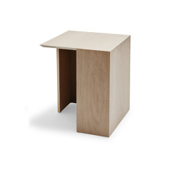 Building Table, High | Tavolini alti | Skagerak