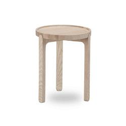 Indskud Tray Table Ø34   Side tables   Skagerak
