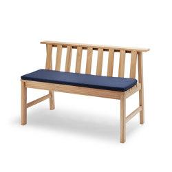 Plank Bench | Sitzbänke | Skagerak