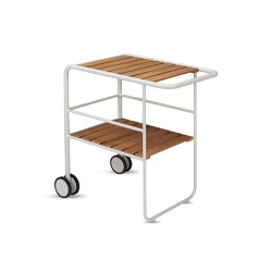 Fuori Serving Trolley | Carritos | Skagerak