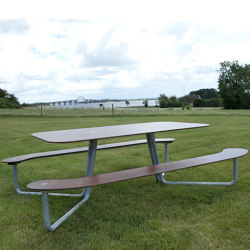 Plateau-I #177 | Tables and benches | out-sider