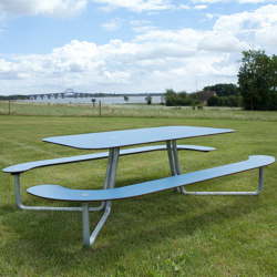 Plateau-L #177 | Tables and benches | out-sider