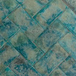 Terre Ossidate | Cobalto Chiaro | Ceramic tiles | Cotto Etrusco