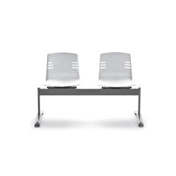 Mia Bench 3402 | Auditorium seating | Mara