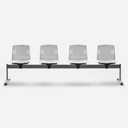 Mia Bench 3404 | Auditorium seating | Mara