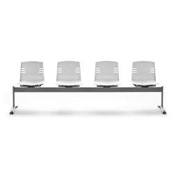 Mia Bench 3400 | Auditorium seating | Mara