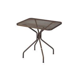 Cambi Table | Tables de bistrot | emuamericas