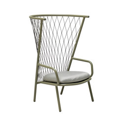 Nef Lounge Chair | Armchairs | emuamericas