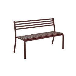 Segno Bench   Sitzbänke   emuamericas