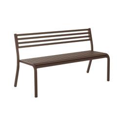 Segno Bench | Sitzbänke | emuamericas