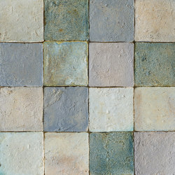 Glazes | Make Your Mix | Mix Blue 01 | Ceramic tiles | Cotto Etrusco