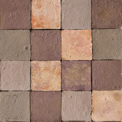 Glazes | Make Your Mix | Mix Brown 02 | Ceramic tiles | Cotto Etrusco
