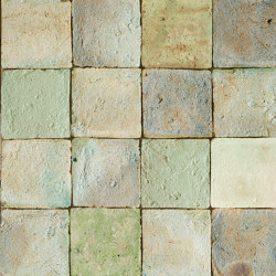 Glazes | Make Your Mix | Mix Green 01 | Ceramic tiles | Cotto Etrusco