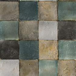 Glazes | Make Your Mix | Mix Grey 01 | Ceramic tiles | Cotto Etrusco