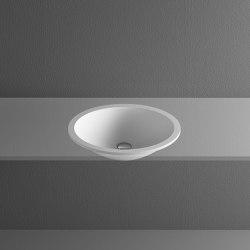 Under Countertop Washbasin B002 | Waschtische | Idi Studio