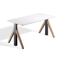 Winea Flow | Desks | WINI Büromöbel