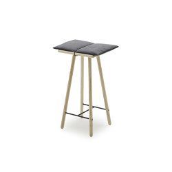 Georg Bar Stool Low | Taburetes de bar | Skagerak