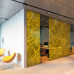 Hatch | Bespoke wall coverings | Yellow Goat Design