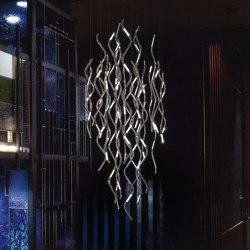 Sine Wave | Lampade sospensione | Yellow Goat Design