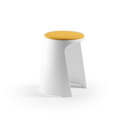 Handy Stool Upholstered Pad | Sgabelli | Sellex