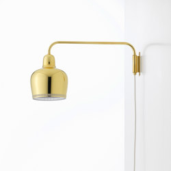 "Wall light A330S ""Golden Bell 