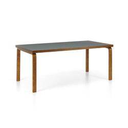 Aalto table rectangular 83 | Esstische | Artek