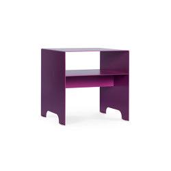Cubo | Tavolini alti | Kim Stahlmöbel