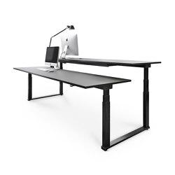 Semplice Duo | Contract tables | Kim Stahlmöbel